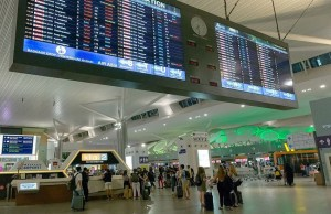 Singapore-Kuala Lumpur is world's busiest air route