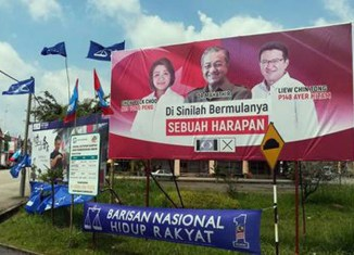 Malaysia elections: Lower turnout, not enough voting stations