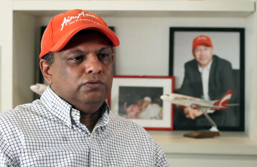 AirAsia boss in hot water after saying sorry for backing Malaysia's Ex-PM
