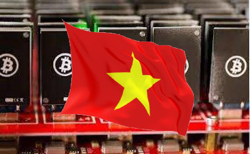 Vietnam seeks ban on import of crypto mining tools