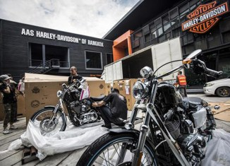 Harley Davidson's new Thailand plant comes at the right moment