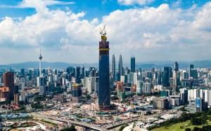 "Kuala Lumpur's new financial district ""can be profitable"": Ex-PM Najib"
