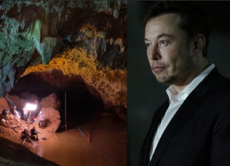 Elon Musk team sent to Thailand to help boys trapped in cave