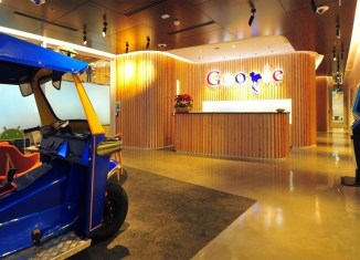 Google launches free public high-speed WiFi in Thailand