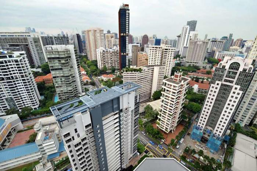 Singapore developers oppose property cooling measures by government