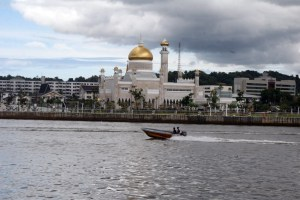 Brunei's economy shows signs of recovery, but oil and gas remain only drivers