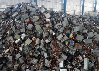 Electronic Waste Thailand