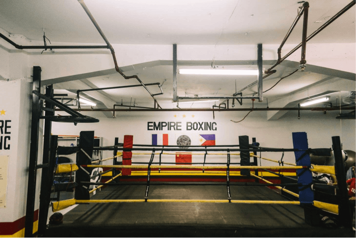Work in Makati? Now workout in Makati
