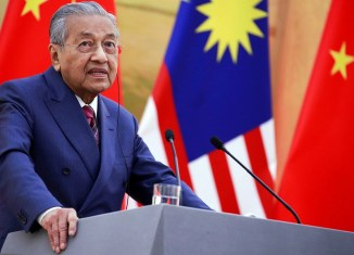 Malaysia shelves Belt and Road projects with China