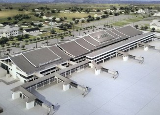 Laos' main airport got huge expansion despite weak visitor numbers