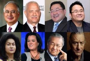 1MDB saga to be turned into movie