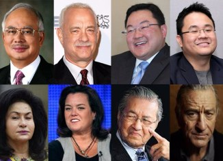 1MDB saga to be turned into movie