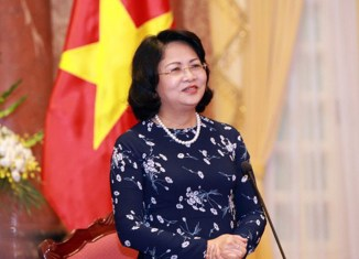 Vietnam gets first female president, but just for a short while