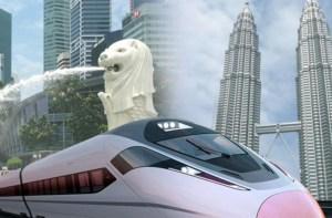 Kuala Lumpur-Singapore high-speed railway postponed for two years