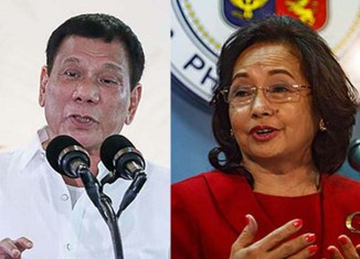 Philippine president seeks advice as country faces mounting economic troubles