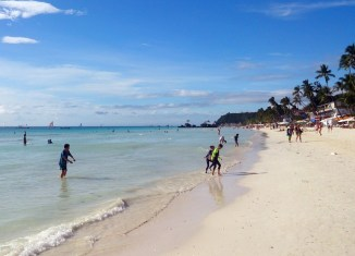Philippines tourist island Boracay reopens, but beach party times are over