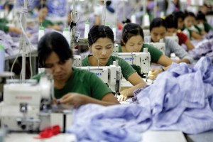 New minimum wage for Cambodian textile workers: 2