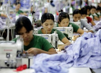 New minimum wage for Cambodian textile workers: $182