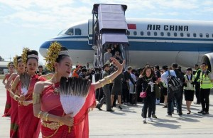 Thailand worried by plunge in Chinese tourist arrivals