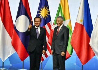 Thailand takes over ASEAN chairmanship