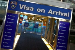 Thailand issues free visas-on-arrival to boost tourism