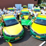 Thailand's Central Group invests $200 million in ride-hailing service Grab