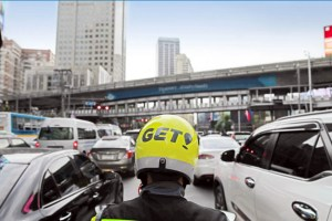 """Go-jek's Ride-hailing Service Launched As """"get"""" In Thailand"""