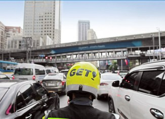 "Go-jek's Ride-hailing Service Launched As ""get"" In Thailand"