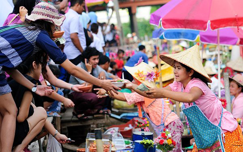Thai Economy Grows Better Than Expected, But Election Looms