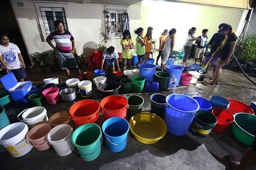 Manila Runs Dry As Water Utility Scrambles To Maintain Supply