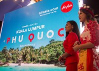 Airasia Drops Plan To Take Off In Vietnam