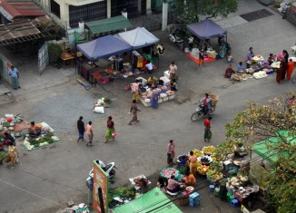 Imf Says Myanmar's Economy Losing Steam