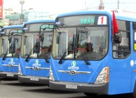 Vietnam Gets 3,000 Electric Buses To Reduce Emission And Noise On The Roads