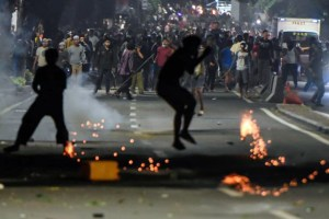 Travel Warnings For Indonesia As Post-election Unrest Spreads