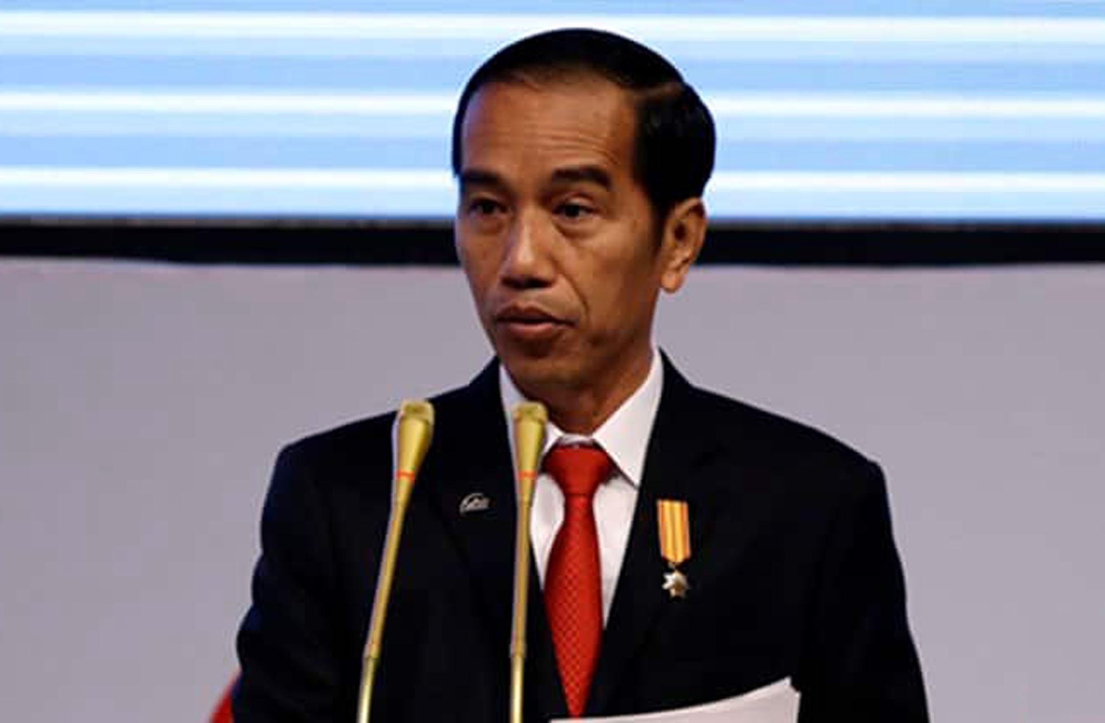 Indonesia's President Widodo Wins Second Term