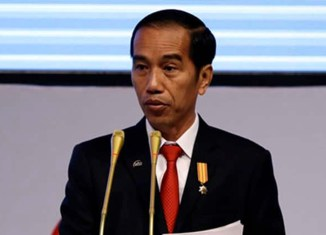 Indonesia's President Widodo Wins Second Term