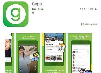 Vietnam Launched Facebook-like Platform Called Gapo