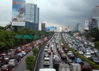 Jakarta To Get $40-billion Infrastructure Overhaul