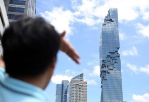 Builder Of Thailand's Tallest Tower Defaults On Loans, Halts All Projects