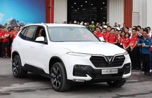 Vinfast Makes Debut At Vietnam Motor Show