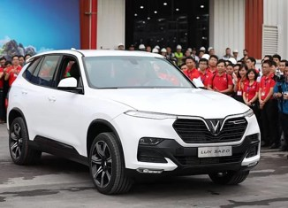 Vinfast Makes Debut At Vietnam Motor Show