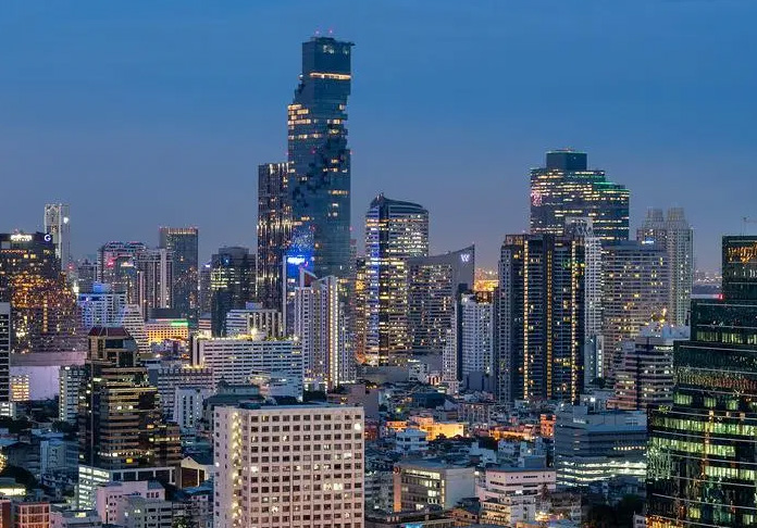 Chinese top condo buyers in Thailand by a high margin