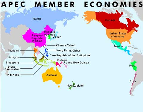 ASEAN, APEC, G20 to jointly work on infrastructure