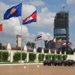 Phnom Penh gets ready for Obama