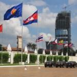 Phnom Penh gets ready for Obama
