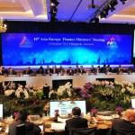 EU debt crisis dominates Bangkok summit
