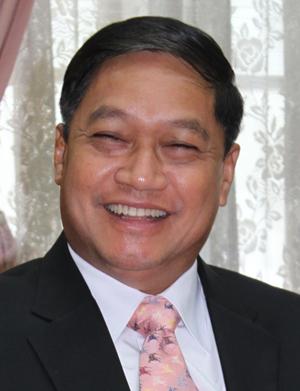 Air Chief Marshal Sukumpol Suwanatat Minister Of Transport Thailand