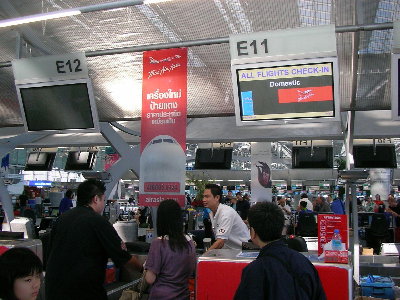 Air Asia shows lower net profits but higher revenue