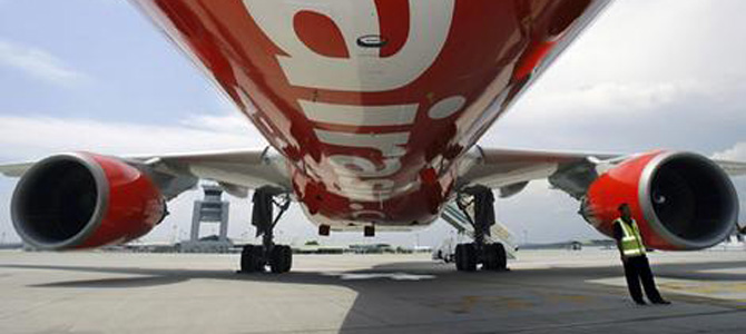 Air Asia X sells $308m worth of shares