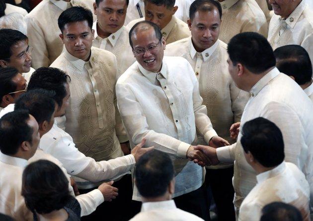 President Aquino's lengthy SONA